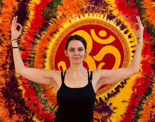 Martha Novy Yoga im Shriyantra
